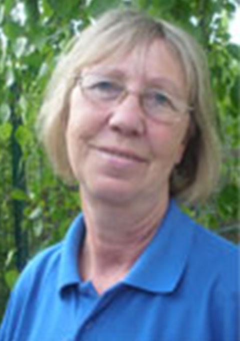 Pflegedienst Stralsund, Team,     Kranken- und Altenpflegehelferin Birgit