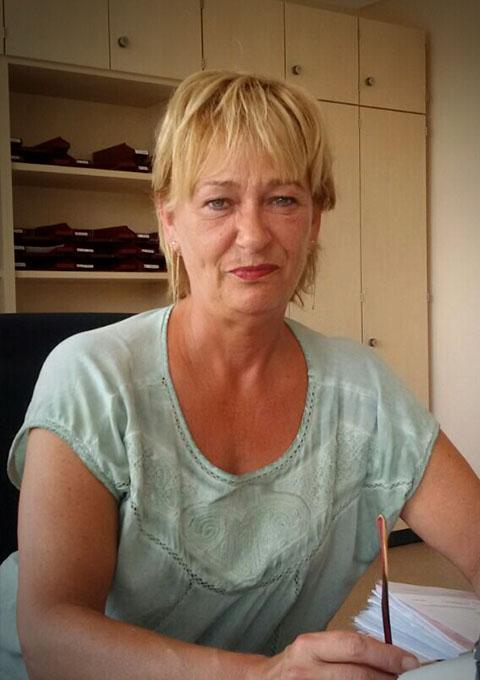 Pflegedienst Stralsund, Team, Ilona Kriehn