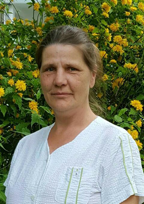Pflegedienst Stralsund, Team, Schwesternhelferin Karin