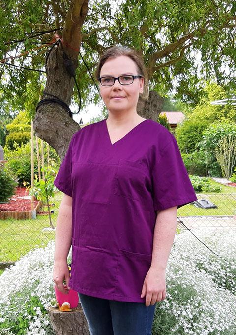 Pflegedienst Stralsund, Team, Schwester Ines