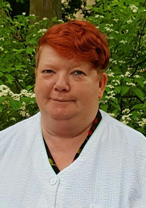 Pflegedienst Stralsund, Team, Schwesternhelferin Sybille