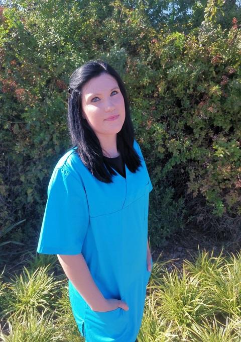 Pflegedienst Stralsund, Team, Hauswirtschafterin Melanie